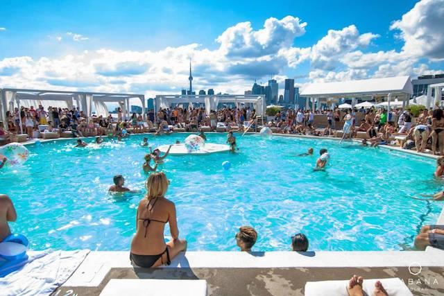 Toronto 39 S Hottest Outdoor Pools
