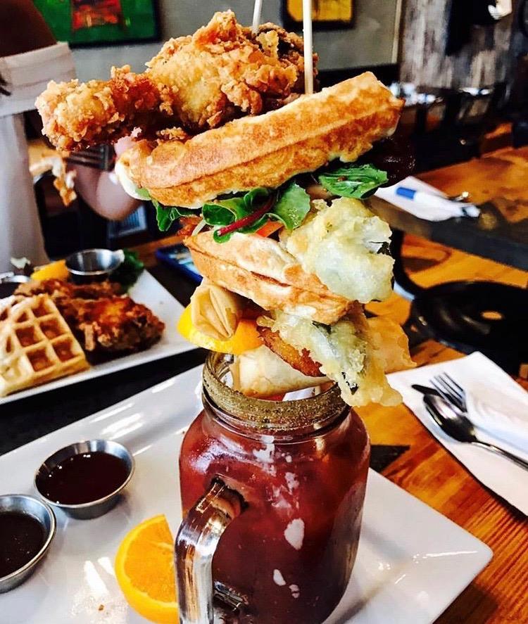 Top Caesars at Toronto Restaurants - View the VIBE