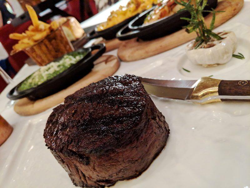 The VIBE Inside Seafire Steakhouse and Bar Atlantis The Palm Resort and Spa Dubai The Palm Jumeirah Travel Restaurant Food Eats