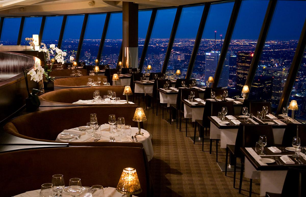 CN Tower 360 Restaurant